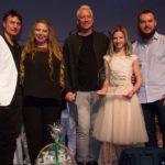 Українка здобула можливість записати пісню із американським продюсером (ВІДЕО)