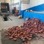 Небачена контрабанда: українець намагався вивезти з Польщі півтори тонни продуктів (ФОТО; ВІДЕО)